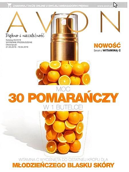 Avon Focus 52019: Wiosenne Przebudzenie. Zobacz Magazyn