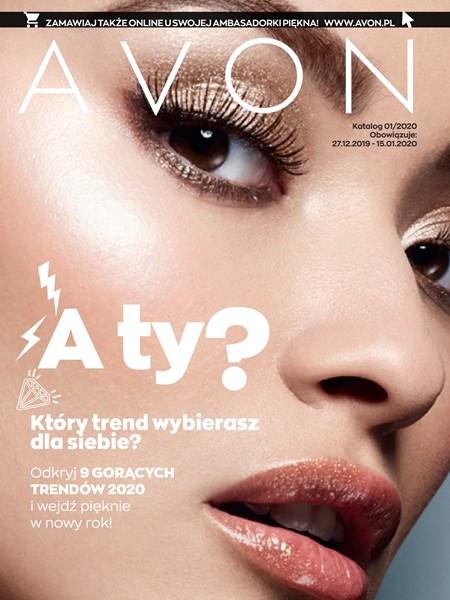 Katalog Avon 1/2020